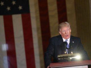 Trump says his border wall plan 'never changed'