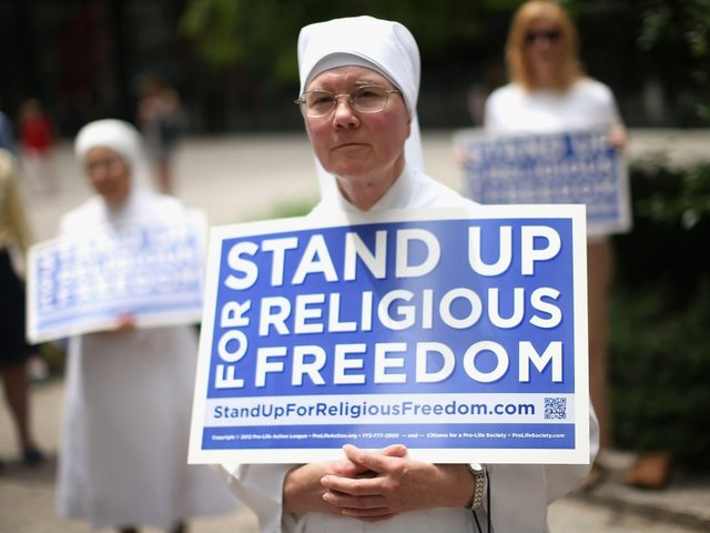 HHS Created An Office For Religious Freedom, And It's Controversial