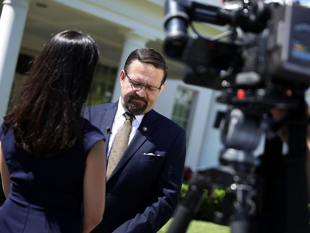 Sebastian Gorka Has An Active Arrest Warrant Out On Him In Hungary