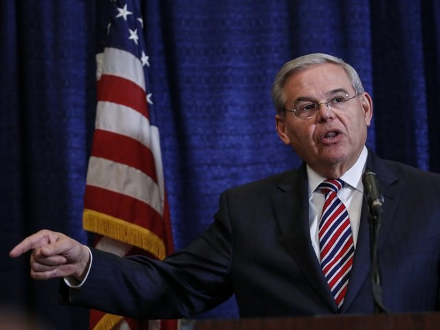 Justice Department will re-try Sen. Menendez