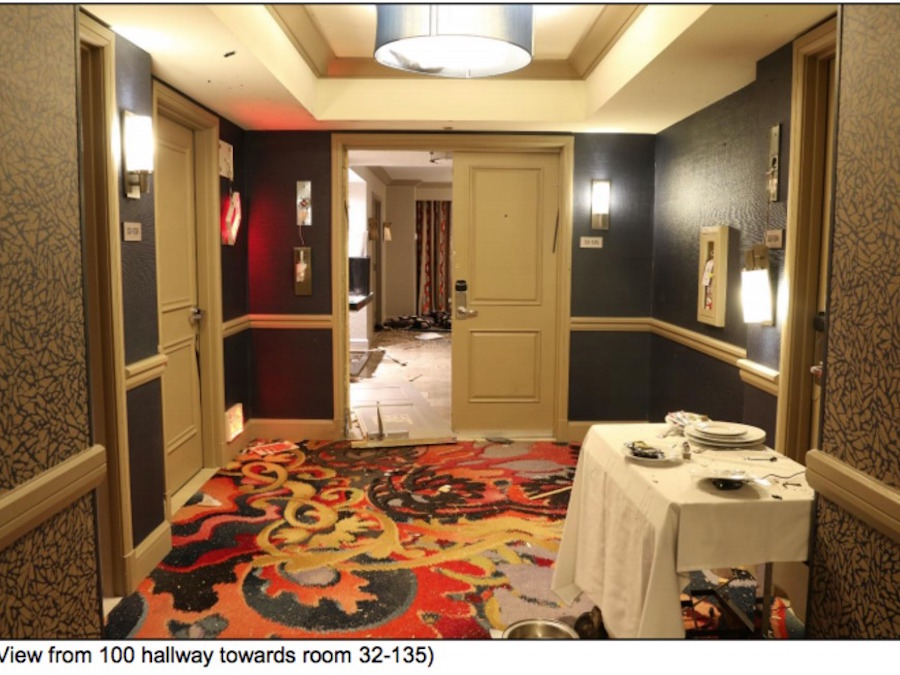 Las Vegas shooting: Photos show inside Stephen Paddock\'s suite at ...