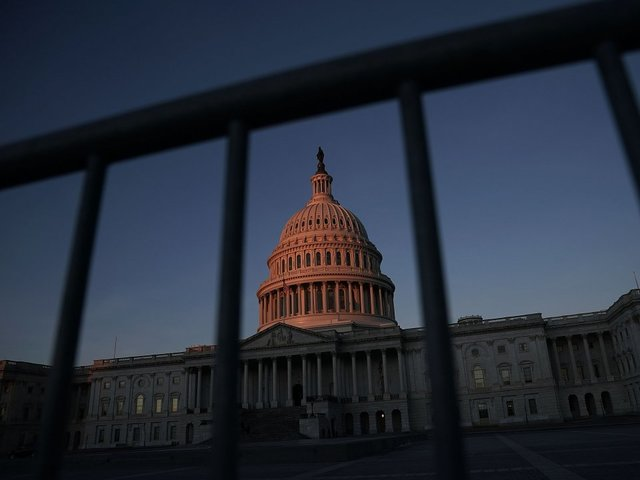 Federal government shutdown could end if Senate passes funding bill, Ryan says