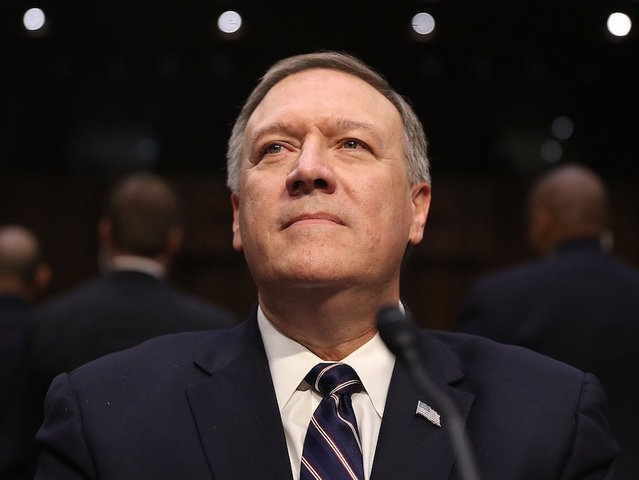 Cia Director Mike Pompeo Was Interviewed By Special