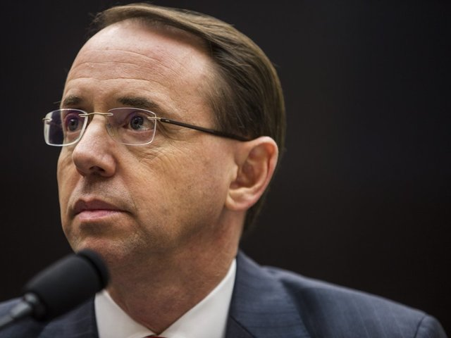 GOP Coverup? Report Says Trump May Use Nunes Memo to Fire Rosenstein