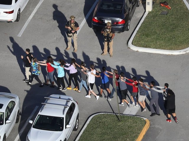 America's 18 school shootings in the first 44 days of 2018