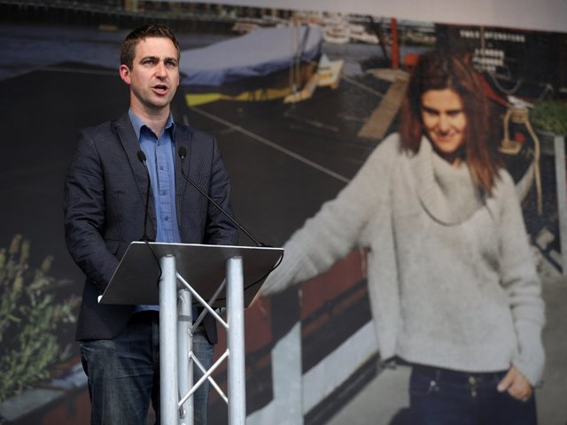 Slain MP Jo Cox's husband steps down after misconduct claims