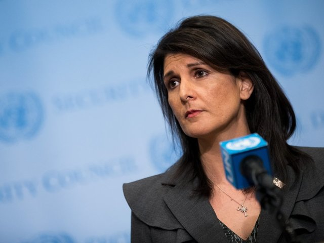 Mideast peace proposal almost ready, says U.S. envoy to UN