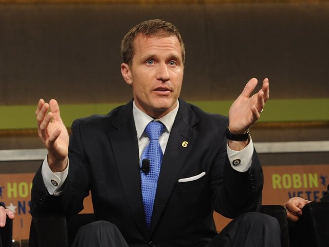 Governor's Lawyer: Greitens is