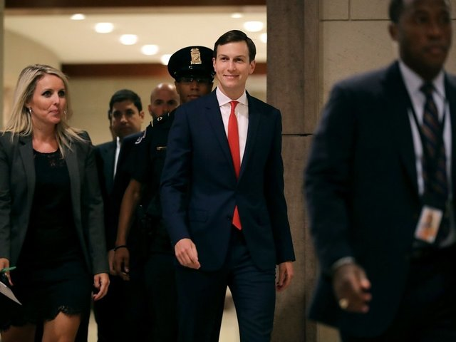 Jared Kushner Met Private Equity Firms In White House, Got Massive Loans