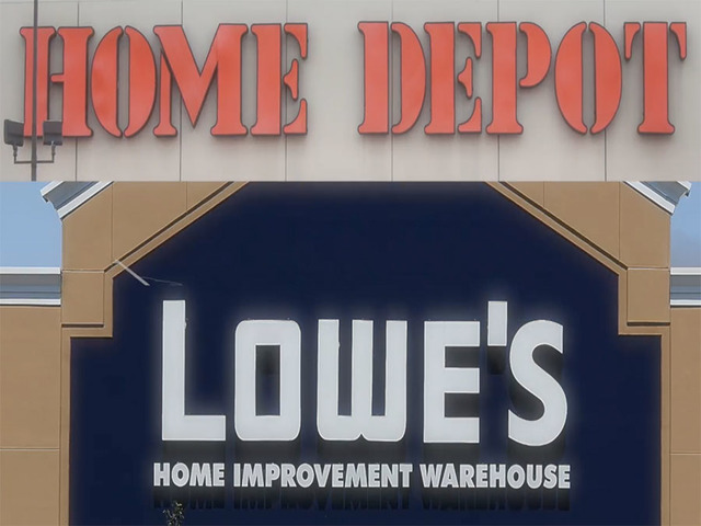 Home Depot (HD) Receives