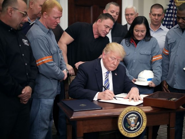 'A serious attack' -- Major US trading partners blast Trump's tariffs