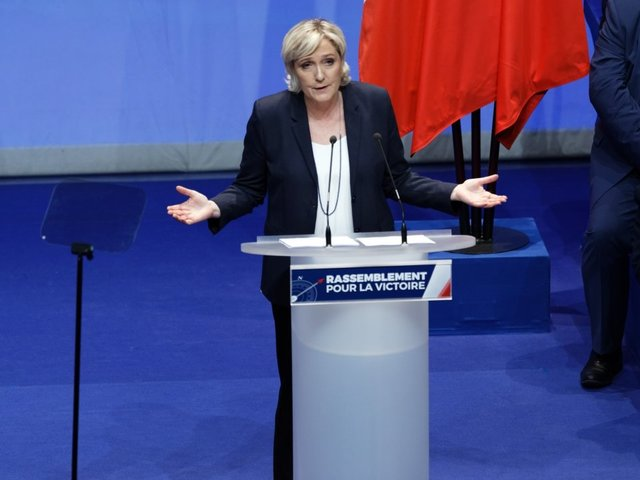 France's Le Pen set to field new name for far-right party