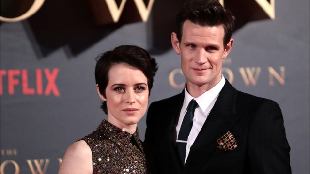 United Kingdom actress Claire Foy paid less than Matt Smith for The Crown