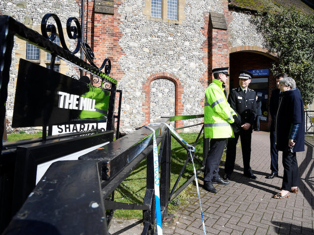 Russia Expels 23 British Diplomats, Escalating Row Over Ex-Spy's Poisoning
