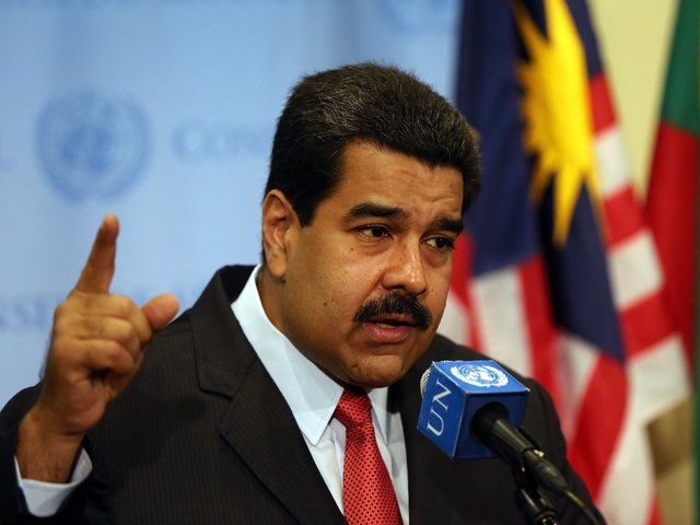 Venezuela Lashes Out at Trump's Petro Ban