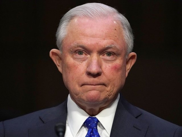 Jeff Sessions: Parents and Children Illegally Crossing the Border Will Be Separated
