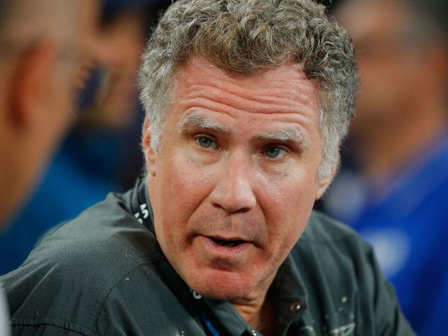 Will Ferrell hospitalized after vehicle accident