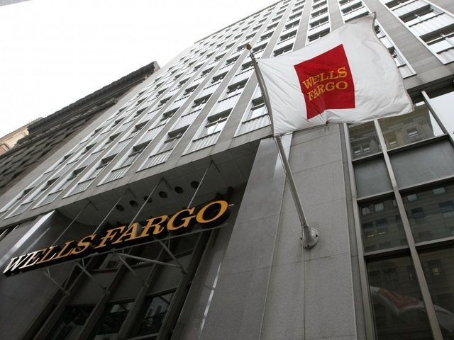 Wells Fargo hit by record $1bn penalty