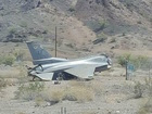 Military jet down at Arizona airport