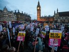 Trump to travel to UK, protests planned