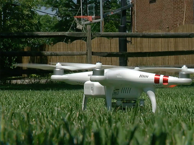 Iris Automation Selected For White House Drone Program