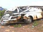 At least 22 dead, 14 injured after Uganda crash
