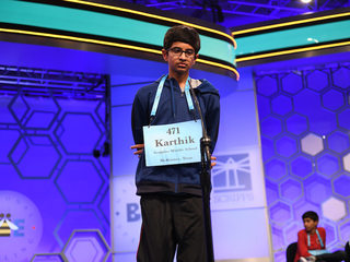 Speller defeats crosstown rival to win Bee