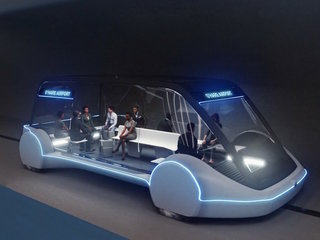 Musk's company to build transport in Chicago