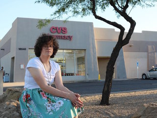 Trans woman says CVS wouldn't fill prescription