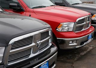 Recall: Ram pickup trucks have tailgate issue