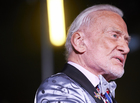 Buzz Aldrin: Space Force is a good leap