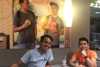 McDonald's gives students on prank poster $25K