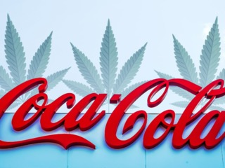 Coke considering making weed-infused drinks