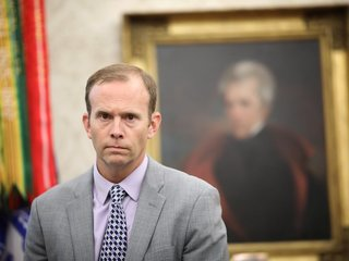 FEMA chief misuses agency vehicles