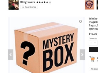 'Mystery Box' trends popular online