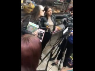 Woman falsely accuses child of groping her