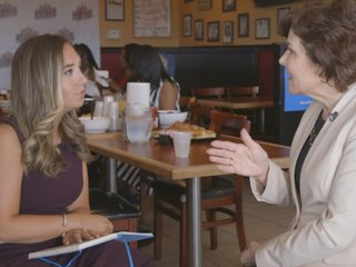Senate candidate Jacky Rosen on the issues