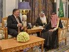 After Saudi visit, Pompeo talks up alliance