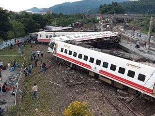 Train derailment: At least 18 dead, 178 injured