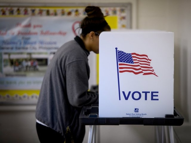 young voters had a historic turnout at the polls study finds